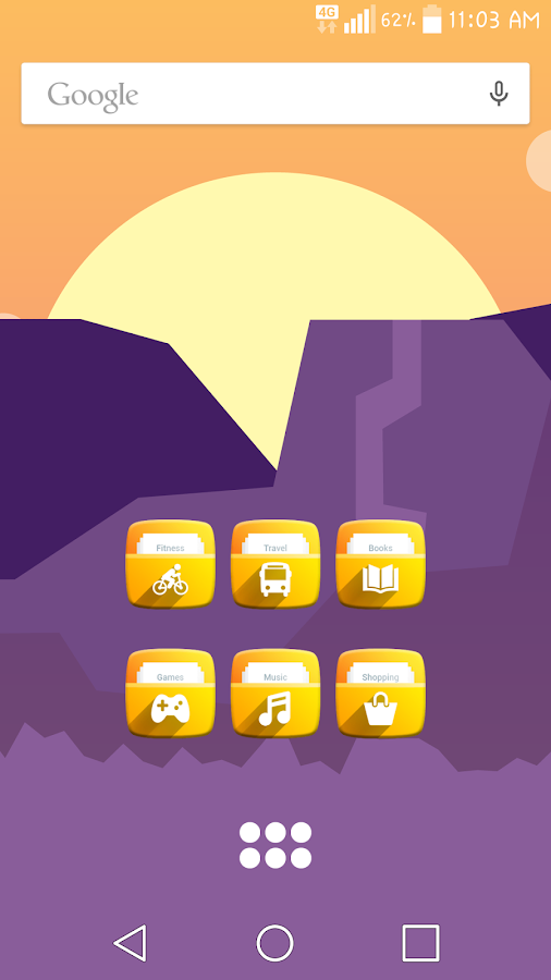 Space Z Icon Pack Theme Screenshot 3