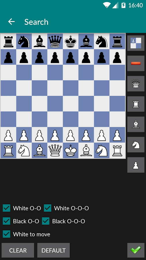 Perfect Chess Database Screenshot 6