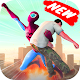 City Spider Ninja Warrior Hero