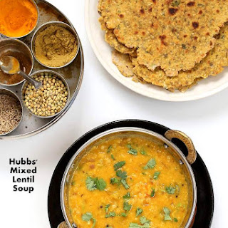 White Lentils Dal Recipes