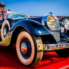 Horch by Nikhil Mace - Transportation Automobiles ( car, classic car, automobile, cars, transportation )