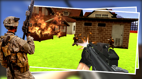 First Line Commando Adventure- screenshot thumbnail