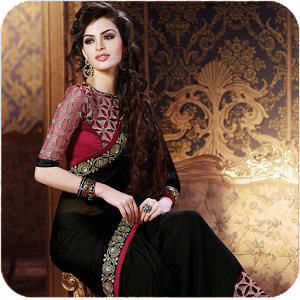 Georgette Sarees Shopping