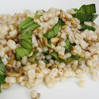 Basil Salad Barley Recipes