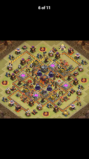 Download New COC Base Design APK for Android Kitkat