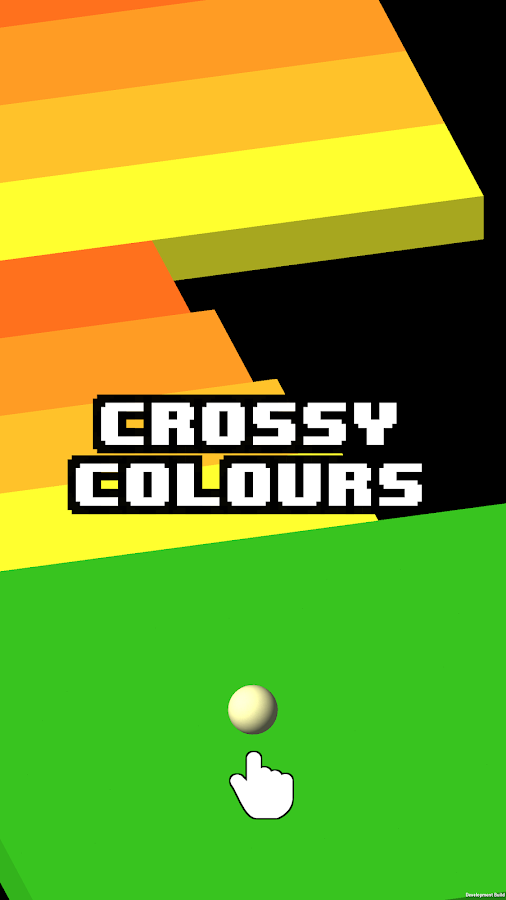 Crossy Colours - Ad Free Screenshot 0