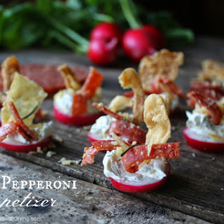 Cream Cheese And Pepperoni Appetizers Recipes
