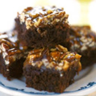 Turtle Brownie Cake Recipes