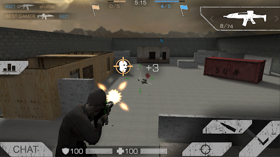 Standoff : Multiplayer- screenshot thumbnail