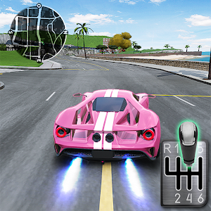 Race the Traffic For PC (Windows & MAC)