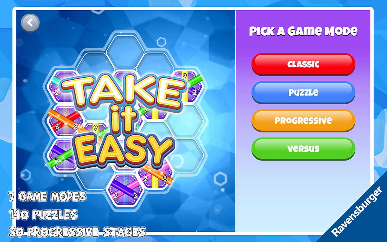 Take It Easy Screenshot 2
