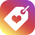 Tags for real Instagram Like APK for Bluestacks