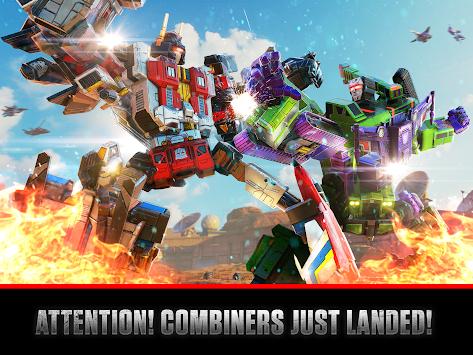 Transformers: Earth Wars apk screenshot
