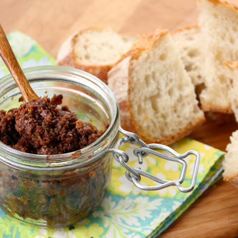 Fig and Olive Spread