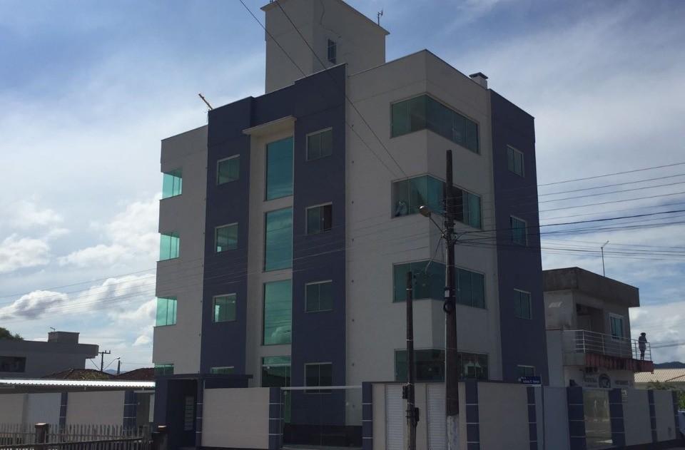 Apartamento residencial para locação, XV de Novembro, Tijucas.