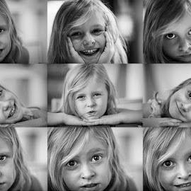 Faces by Darko Kovac - Digital Art People