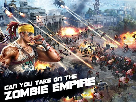 Last Empire - War Z: Strategy APK screenshot thumbnail 2