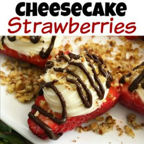 Cheesecake Strawberries