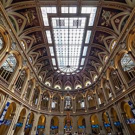 La Bolsa de Madrid by Jomabesa Jmb - Buildings & Architecture Other Interior ( arquitectura, patio operaciones, la bolsa, negocios )