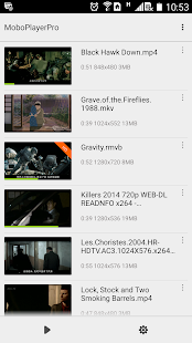 MoboPlayer Pro- screenshot thumbnail