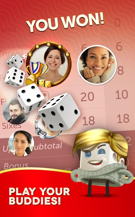 YAHTZEE® With Buddies - Dice! Screenshot 7
