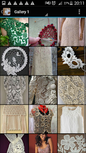 Irish Crochet- screenshot thumbnail