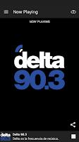 Screenshot of Delta 90.3