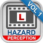 Hazard Perception Test Vol 1: DVSA Hazard Clips Icon
