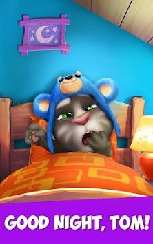 My Talking Tom apk screenshot