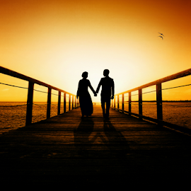 With you by Djeff Act - People Couples
