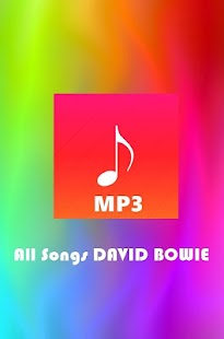 All Songs DAVID BOWIE - screenshot