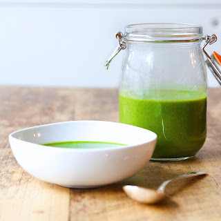 Super Green Farro Soup