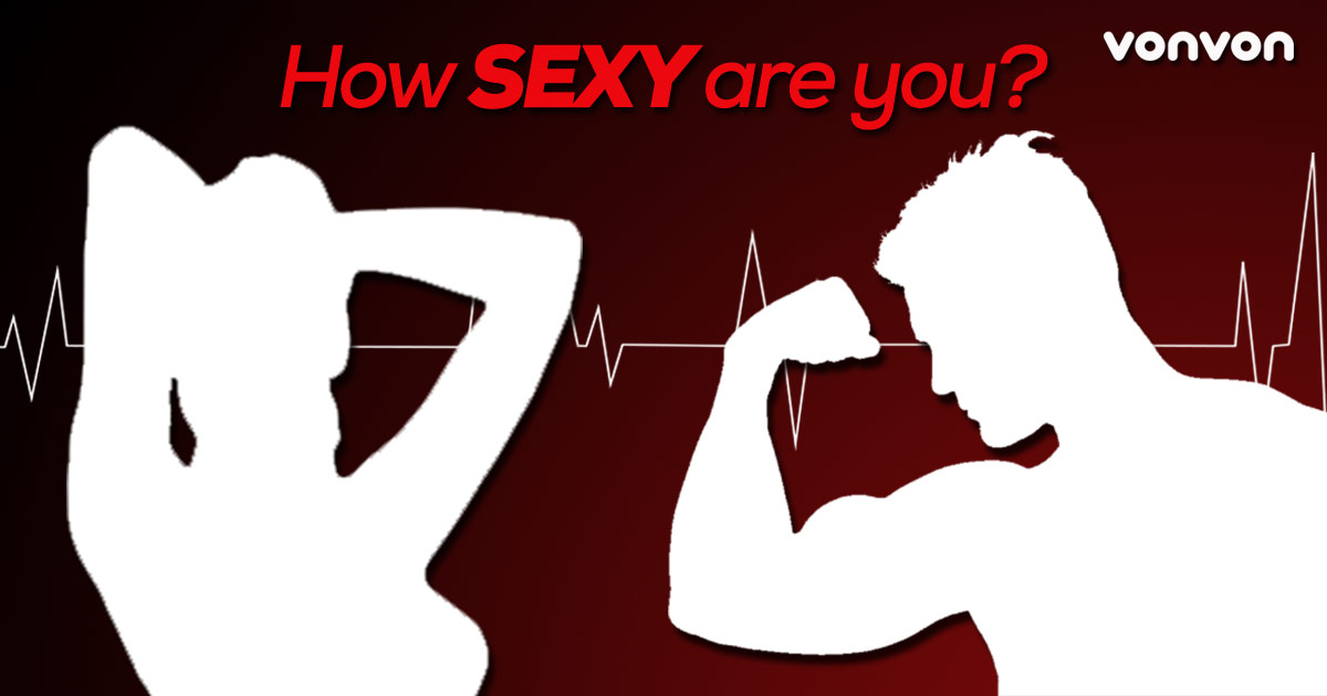 How sexy are you quiz foto 118