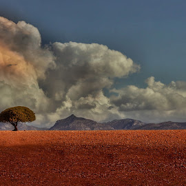 by Martin Hurwitz - Landscapes Cloud Formations