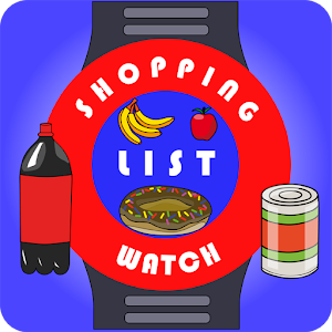 Shopping List Watch For PC / Windows 7/8/10 / Mac – Free Download