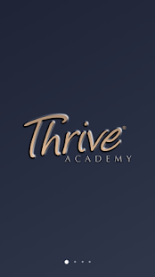 Thrive Academy screenshot for Android