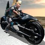 Motorcycle racing - Moto race Icon