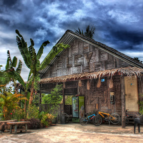 Linangkit Cultural Village. Tuaran by Fabian Bee - Landscapes Travel ( t, b, a, p, l, h )
