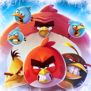 Angry Birds are back! Play the sequel to the biggest mobile puzzle game EVER! APK Icon