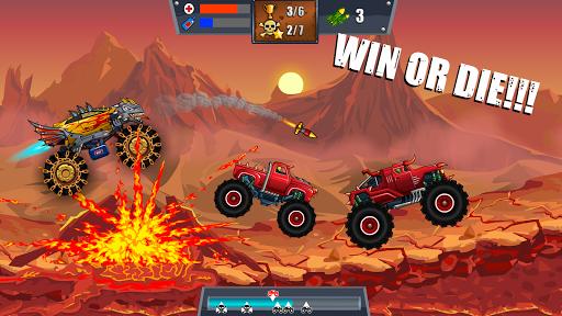 Mad Truck Challenge - Racing Screenshot