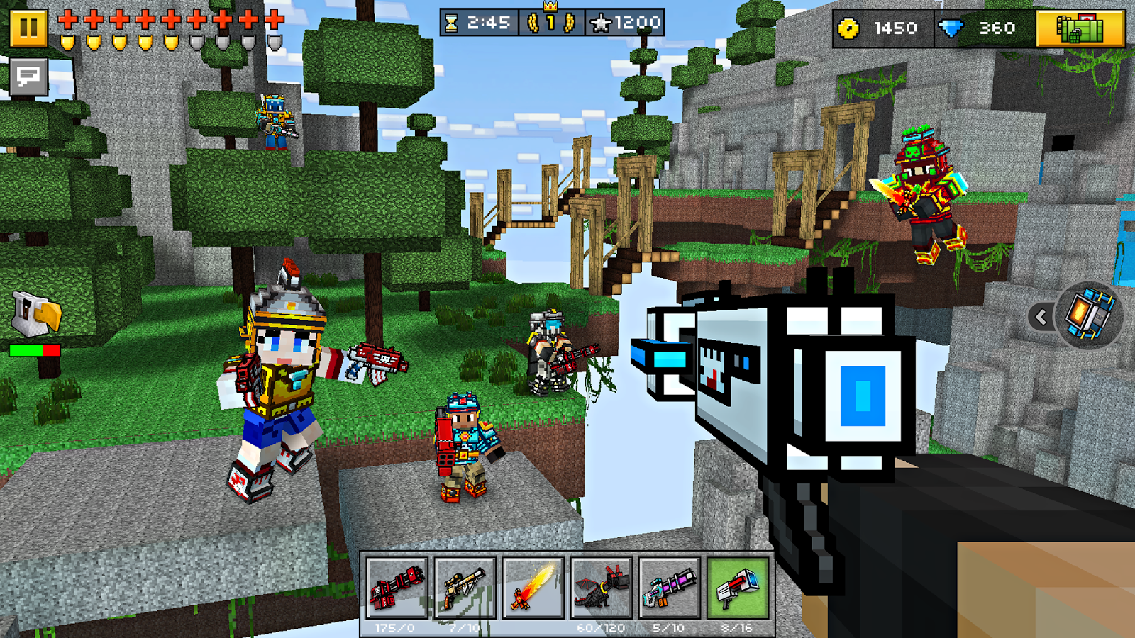 Pixel Gun 3D (Pocket Edition) Screenshot 10