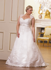 D1420-C Wedding Dress