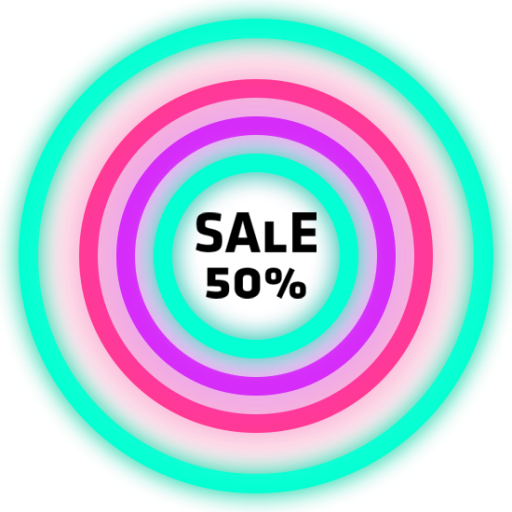 Neon Glow Rings - Icon Pack APK Cracked Download