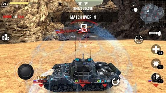 Tank Strike - battle online APK for Blackberry