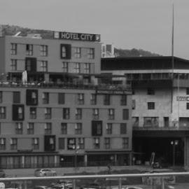 panorama by Dušan Gajšek - City,  Street & Park  Street Scenes