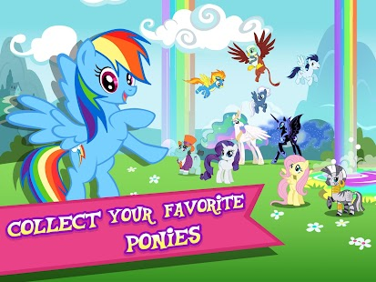 Download MY LITTLE PONY APK to PC