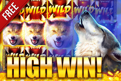 Slots Wolf Magic ™ FREE Slot Machine Casino Pokies for pc