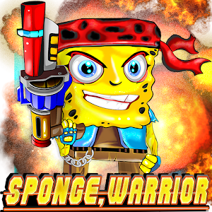 Download Sponge Warrior Battle Shooter For PC Windows and Mac