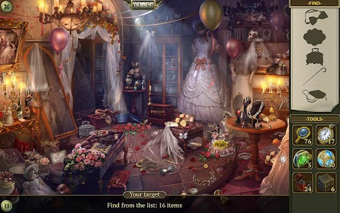 Download Android Game Hidden City:Mystery of Shadows for Samsung