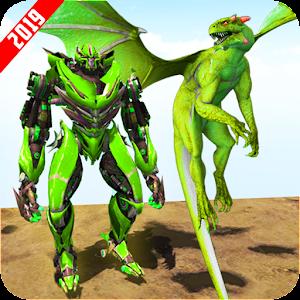 Grand Robot Transform Dragon Warrior For PC / Windows 7/8/10 / Mac – Free Download